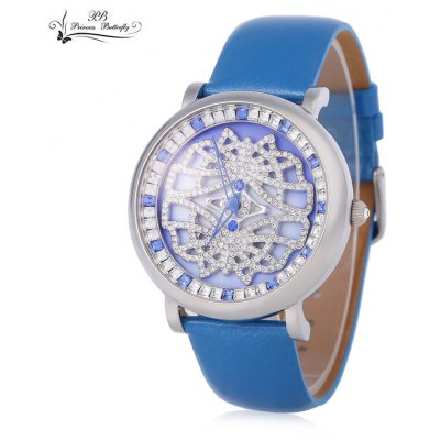 PRINCESS BUTTERFLY HL594 Women Quartz Watch