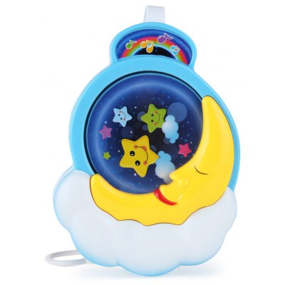 Baby Bed Bell Musical Box Toy