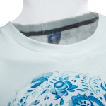 3D Printed Round Neck Short Sleeve T-shirt for sale