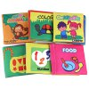Baby English Early Development Cloth Book Toy for sale