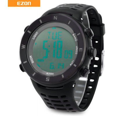 EZON H011 Professional Hiking Series Male Digital Watch