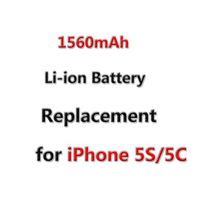 1560mAh Rechargeable Battery for iPhone 5S / 5C