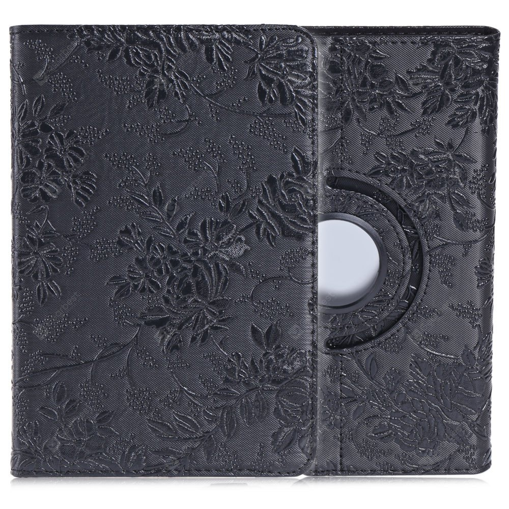 PU Leather 360 Degree Rotating Case for iPad Mini 1-2-3