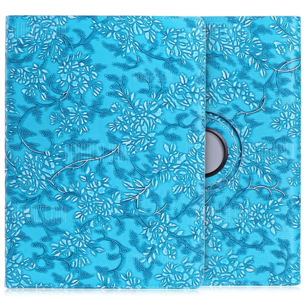 PU Leather 360 Degree Rotating Case for iPad Pro 12.9 Inch