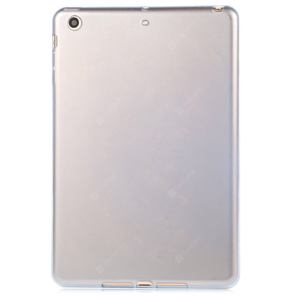Ultra Slim TPU Back Cover for iPad Mini 1-2-3