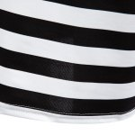 best Sexy Off The Shoulder Striped Women Bodycon Dress