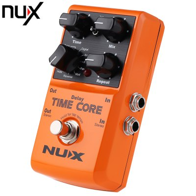 NUX Time Core Multi Guitar Effect Pedal
