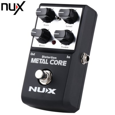 NUX Metal Core Guitar Effect Pedal