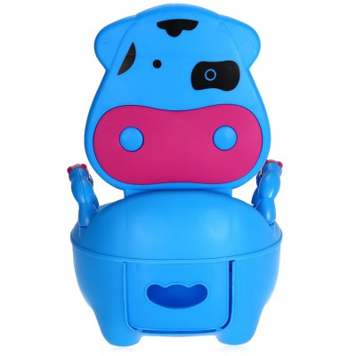 Cute Baby Toilet Potty Chair Pedestal Pan Childs Toy