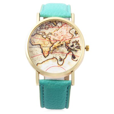 Fashion Unisex Quartz WatchUnisex Watches<br>Fashion Unisex Quartz Watch<br><br>Band Length: 7.3 inch<br>Band Material Type: Leather<br>Band Width: 18 mm<br>Case material: Alloy<br>Case Shape: Round<br>Clasp type: Pin Buckle<br>Dial Diameter: 1.5 inch<br>Dial Display: Analog<br>Dial Window Material Type: Glass<br>Gender: Men,Women<br>Movement: Quartz<br>Style: Simple<br>Product weight: 0.028 kg<br>Package weight: 0.049 kg<br>Product Size(L x W x H): 24.00 x 4.00 x 0.70 cm / 9.45 x 1.57 x 0.28 inches<br>Package Size(L x W x H): 25.00 x 5.00 x 1.70 cm / 9.84 x 1.97 x 0.67 inches<br>Package Contents: 1 x Unisex Quartz Watch