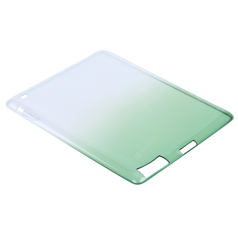 TPU Tablet Back Cover Case for iPad 2-3-4