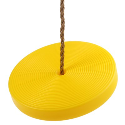 Children Plastic Disc Swing Hanging Seat