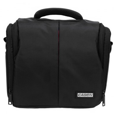 CADEN D3S Water Resistant Nylon One-shoulder Camera Bag