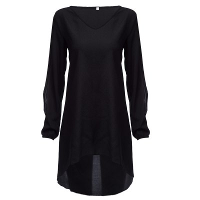 Casual Loose Women Mini Dress