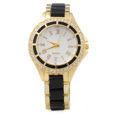Women Quartz WatchWomens Watches<br>Women Quartz Watch<br><br>Watches categories: Female table<br>Available color: Black,Blue,Pink,Red,Rose Red<br>Style: Diamond<br>Movement type: Quartz watch<br>Shape of the dial: Round<br>Display type: Analog<br>Case material: Stainless Steel<br>Band material: Plastic and steel<br>Clasp type: Folding clasp with safety<br>The dial thickness: 1.1 cm / 0.43 inches<br>The dial diameter: 4.2 cm / 1.65 inches<br>The band width: 1.8 cm / 0.70 inches<br>Wearable length: 22 cm / 8.66 inches<br>Product weight: 0.054 kg<br>Package weight: 0.124 kg<br>Product size (L x W x H): 22.00 x 4.20 x 1.80 cm / 8.66 x 1.65 x 0.71 inches<br>Package size (L x W x H): 9.00 x 8.50 x 5.50 cm / 3.54 x 3.35 x 2.17 inches<br>Package Contents: 1 x Women Marble Mirror Quartz Watch Roman Calibration Set Auger Leisure Style