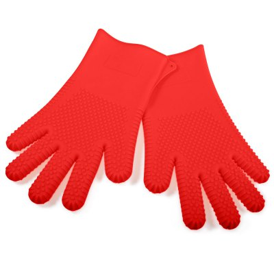 Silicon Cooking Oven Gloves