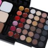 78 Colors Waterproof Long Lasting Eyeshadow Palette photo