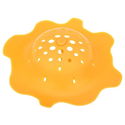 Silicone Sewer Drain Sink Strainer