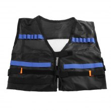 Children Adjustable Tactical Vest with Storage Pockets