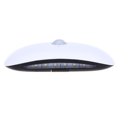 LED Body Induction Battery Powered Wall Lamp