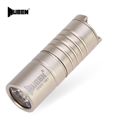 Wuben G342 Golden Flashlight