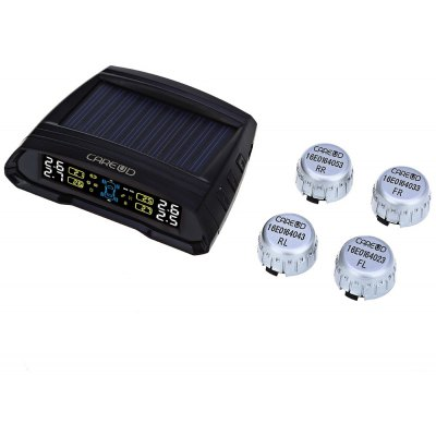 T802 External Sensor Solar Power TPMS Tire Pressure Monitor