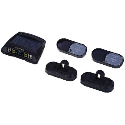 T802 Internal Sensor Solar Power TPMS Tire Pressure Monitor