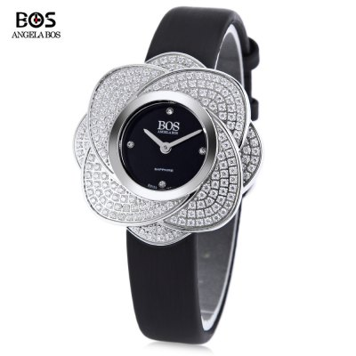 Angela Bos 8009L Women Quartz Watch