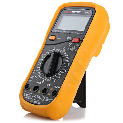 PEAKMETER MY61 Digital Multimeter