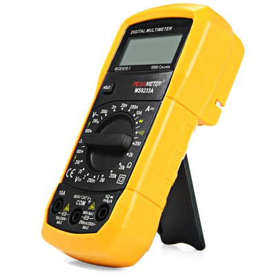 PEAKMETER MS8233A Digital Multimeter