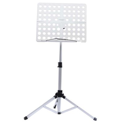 Flanger FL - 06 Aluminium Alloy Music StandGuitar Parts<br>Flanger FL - 06 Aluminium Alloy Music Stand<br><br>Remote Control: No<br>Product weight: 0.640 kg<br>Package weight: 0.930 kg<br>Package Size(L x W x H): 63.00 x 21.00 x 14.00 cm / 24.8 x 8.27 x 5.51 inches<br>Package Contents: 1 x Music Stand