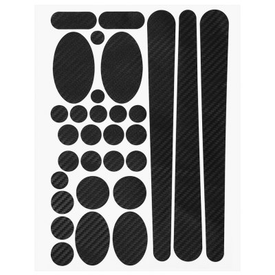 Outdoor Pure Bicycle Stickers