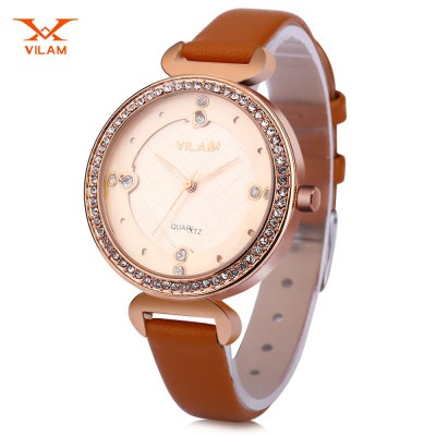 VILAM V1002L Women Quartz Watch