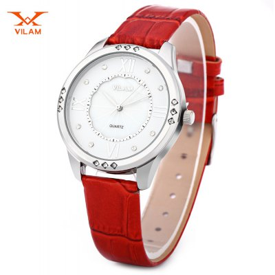 VILAM V1001L Women Quartz Watch