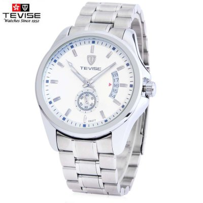 TEVISE 8377G Male Auto Mechanical Watch
