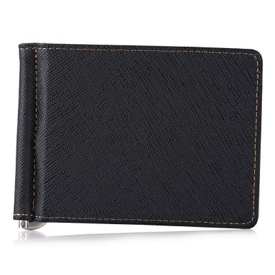 Dull Polish Letter Horizontal Hard Cash Clip Money WalletMens Wallets<br>Dull Polish Letter Horizontal Hard Cash Clip Money Wallet<br><br>Wallets Type: Money Clip<br>Gender: For Unisex<br>Style: Fashion<br>Closure Type: Open<br>Pattern Type: Solid<br>Main Material: PU Leather<br>Hardness: Hard<br>Interior: Interior Slot Pocket<br>Embellishment: Letter<br>Height: 8.2 cm / 3.23 inch<br>Width: 0.8 cm / 0.31 inch<br>Length(CM): 11.3 cm / 4.45 inch<br>Product weight: 0.046 kg<br>Package weight: 0.074 kg<br>Package size (L x W x H): 11.80 x 1.30 x 8.70 cm / 4.65 x 0.51 x 3.43 inches<br>Package Contents: 1 x Money Clip