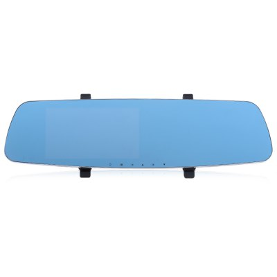 RH - 655 Dual Lens Car Rear-view Mirror DVR RecorderCar DVR<br>RH - 655 Dual Lens Car Rear-view Mirror DVR Recorder<br><br>Model: RH - 655<br>Type: Car DVR with Rearview Mirror<br>Chipset Name: Novatek<br>Chipset: Novatek 96655<br>Image Sensor: CMOS<br>Max External Card Supported: TF 32G (not included)<br>Class Rating Requirements: Class 6 or Above<br>Screen size: 5inch<br>Screen type: TFT<br>Battery Type: Built-in<br>Charge way: Car charger,USB charge by PC<br>LED Qty. : 4pcs<br>Wide Angle: 170 degree wide angle<br>Camera Pixel : 500W<br>Decode Format: H.264<br>Video format: MOV<br>Video Resolution: 1080P (1920 x 1080)<br>Image Format : JPEG<br>Audio System: Built-in microphone/speacker (AAC)<br>White Balance Mode: Auto<br>Loop-cycle Recording : Yes<br>Loop-cycle Recording Time: 1min,3min,5min<br>Motion Detection: Yes<br>Night vision : Yes<br>GPS: Yes<br>G-sensor: Yes<br>WDR: Yes<br>USB Function: USB-Disk<br>Interface Type: AV-in,GPS Antenna Port,TF Card Slot,USB 2.0<br>Anti-shake: Yes<br>Language: English,French,German,Italian,Japanese,Portuguese,Russian,Simplified Chinese,Spanish,Traditional Chinese<br>Parking Monitoring: Yes<br>Frequency: 50Hz,60Hz<br>Operating Temp.: 0 - 50 Deg.C<br>Operating RH  : 15 - 65% RH<br>Product weight: 0.290 kg<br>Package weight: 0.810 kg<br>Product size (L x W x H): 31.50 x 8.50 x 1.50 cm / 12.4 x 3.35 x 0.59 inches<br>Package size (L x W x H): 33.50 x 11.50 x 6.50 cm / 13.19 x 4.53 x 2.56 inches<br>Package Contents: 1 x RH - 655 Dual Lens Car DVR Recorder, 1 x IR Night Vision Camera, 1 x Car Charger, 1 x Video Cable, 2 x Elastic Bandage, 1 x Multilingual User Nanual, 1 x Bag of Tools