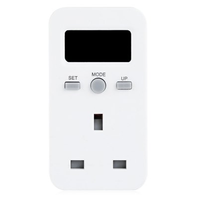 Consumption Meter Electricity Usage Monitor Power Energy Socket