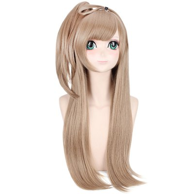 Long Full Wigs Synthetic Hair Cosplay
