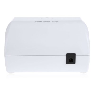 GY - LED - 024 9W 3 High Power LED Phototherapy Nail Gel LampUV Lamp<br>GY - LED - 024 9W 3 High Power LED Phototherapy Nail Gel Lamp<br><br>Power: 9W<br>Voltage: 100-240V<br>Type: LED Lamps<br>Power Type: Electric<br>Product weight: 0.144 kg<br>Package weight: 0.294 kg<br>Product Size  ( L x W x H ): 12.00 x 7.50 x 9.50 cm / 4.72 x 2.95 x 3.74 inches<br>Package Size(L x W x H): 18.00 x 8.00 x 10.00 cm / 7.09 x 3.15 x 3.94 inches<br>Package Content: 1 x UV / LED Double Use Nail Art Lamp, 1 x Bilingual User Manual in English and Chinese, 1 x Plug Adapter