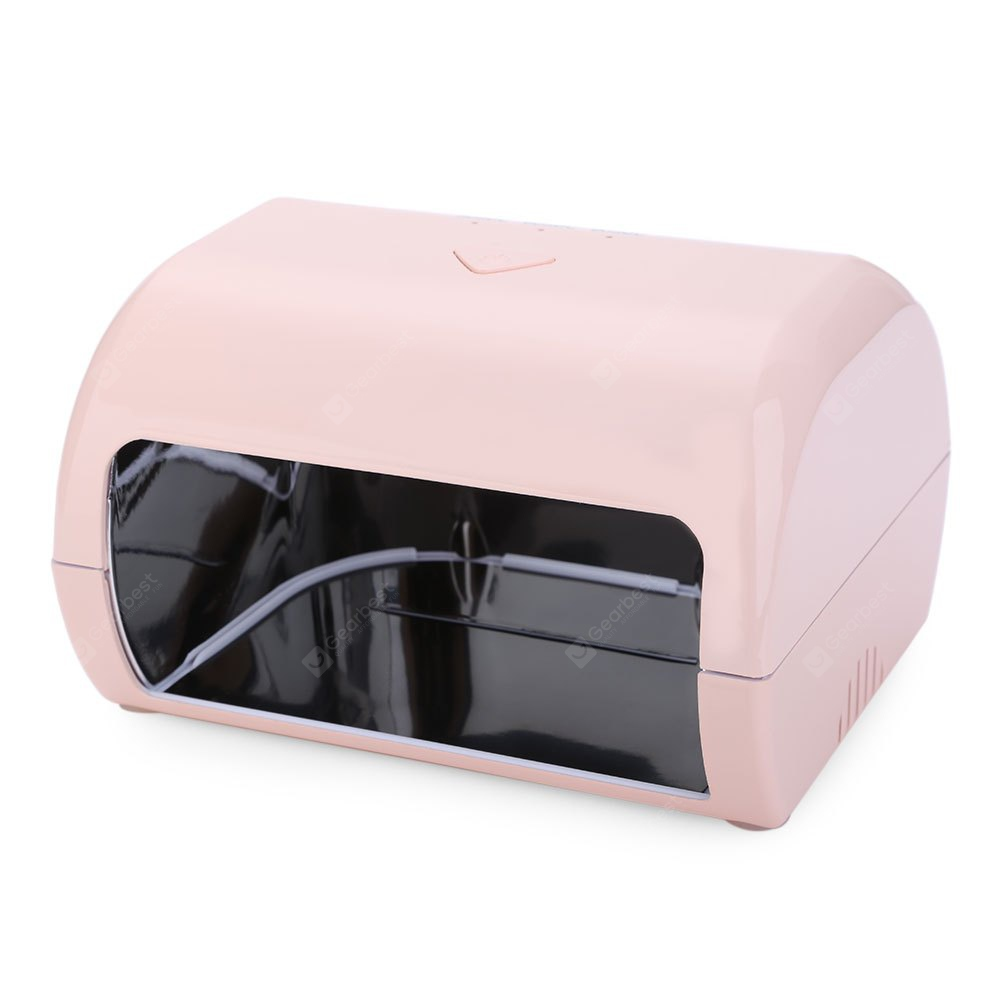 GY LED 024 9W 3 High Power LED Phototherapy Nail Gel Lamp