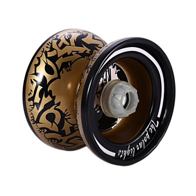 Aluminum Alloy Yo-Yo Ball