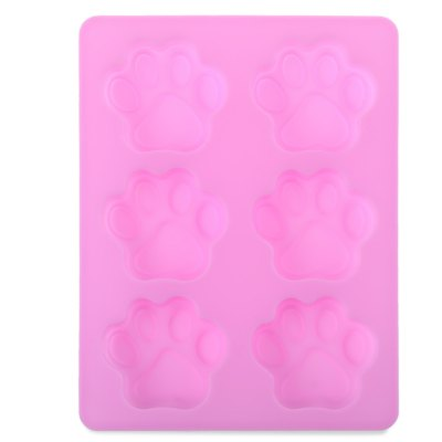 Cat Paws Print Silicone Mould