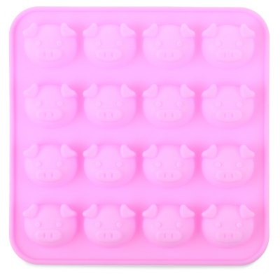 Piglet Shape Silicone Mould
