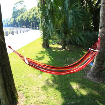 Durable Hammock Swing Canvas Trapeze