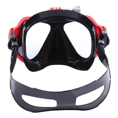Silicone Diving Goggles Snorkeling Mask