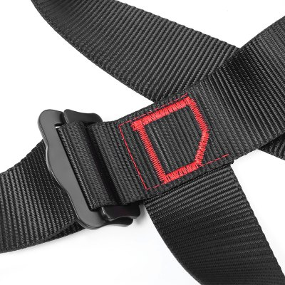 Harness Life Belt for Lower BodyOther Camping Gadgets<br>Harness Life Belt for Lower Body<br><br>Product weight: 0.568 kg<br>Package weight: 0.502 kg<br>Package Size(L x W x H): 23.00 x 16.00 x 11.00 cm / 9.06 x 6.3 x 4.33 inches<br>Package Contents: 1 x Harness Seat Belt