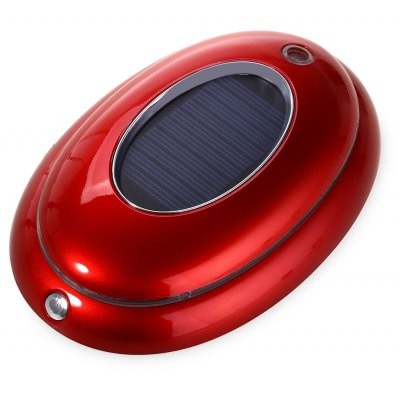 Solar Car Air Anion Purifier Humidifier Aromatherapy Machine