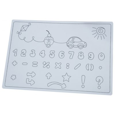 Cute Cartoon Printed Kids / Food / Coffee / Dinner Mat