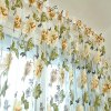 270cm x 100cm Flower Tull Curtain Window Screening deal